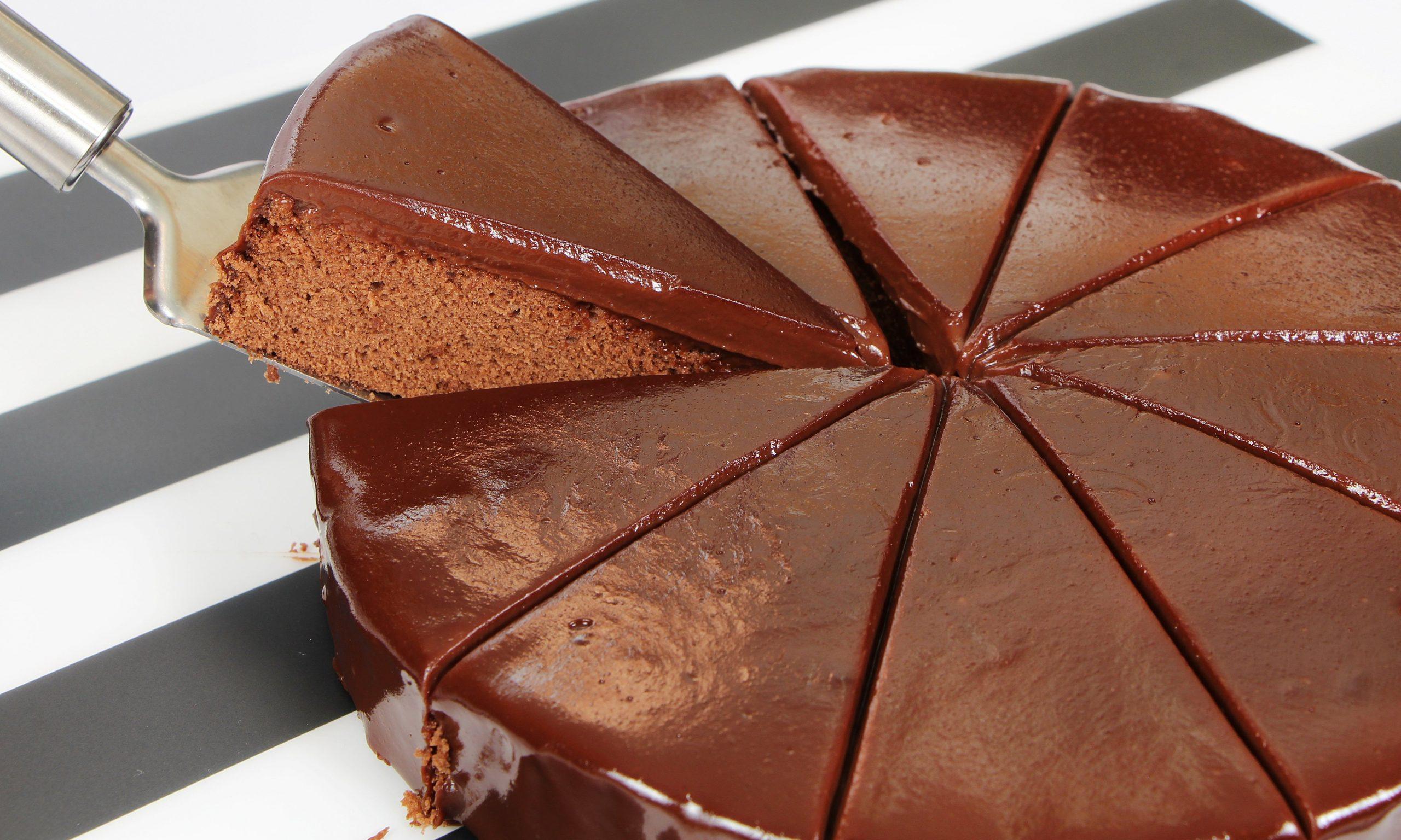 Tort irlandez de ciocolată
