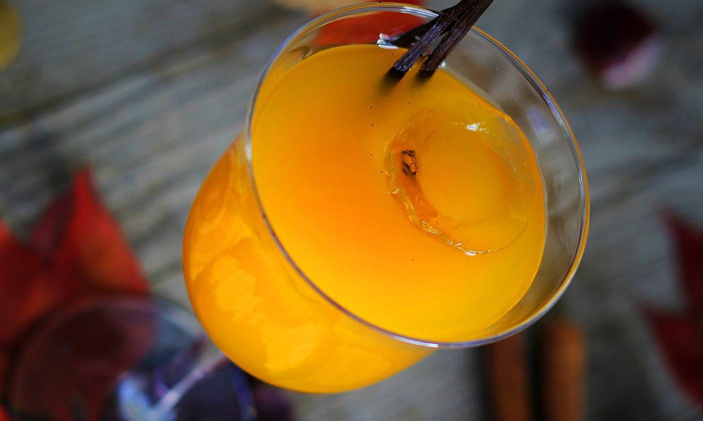 suc de portocale cu scortisoara